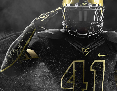 Army & Navy Football Ads