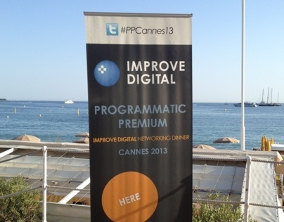 Improve Digital Publisher Summit Cannes 2013