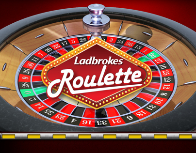 Ladbrokes Roulette Interface