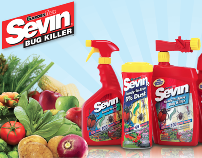 Sevin POP Advertising - 2012 & 2013