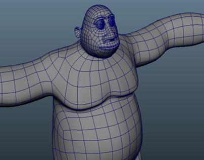 3D Maya projects