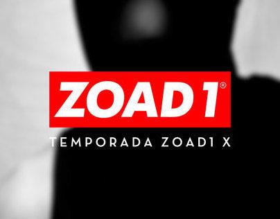 TEMPORADA ZOAD1 X