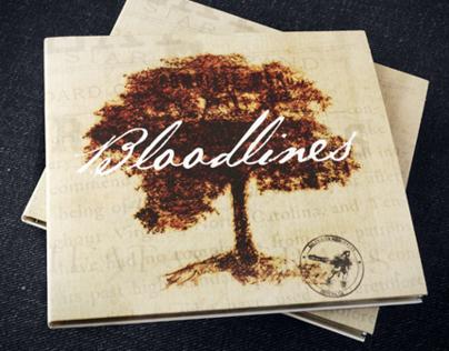 Bloodlines EP Packaging