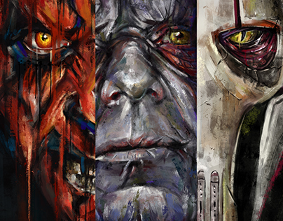 Lucasfilm - Star Wars Villains