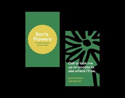 Ron's Flowers