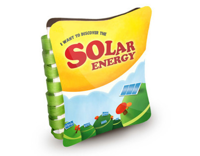 I Want to Discover the Solar Energy - Children's Book