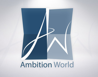 Corporate Identity Design for Ambition World GT