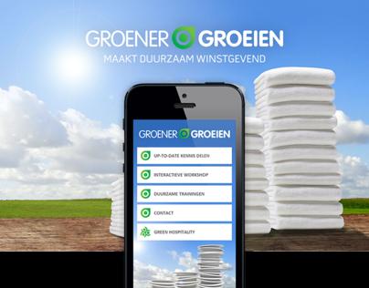 Groener Groeien App