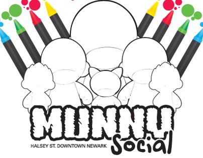 Munny Social (Event Branding)