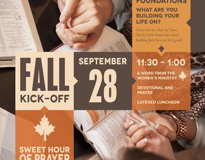 GHBC Fall Event Graphics