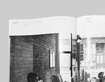 Space.   Editorial Design