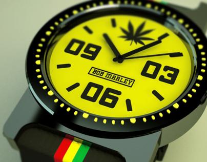 Bob Marley Watch