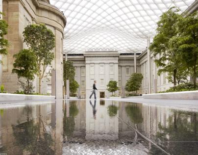 Robert and Arlene Kogod Courtyard – Smithsonian