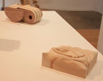Sculpture and models
