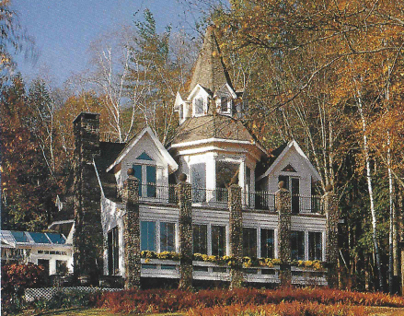 WOODSTOCK HOUSE
