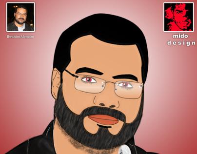 Drawing Ibrahim Alemam