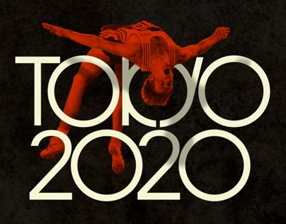 """Tokyo 2020"" retro Olympics"