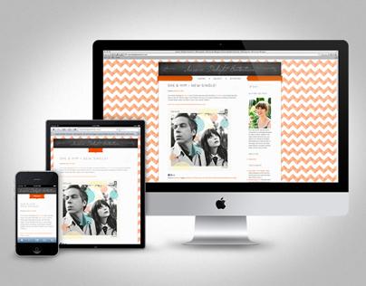 Inspire Delight Entertain Website