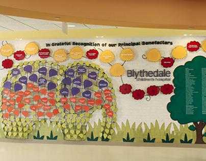 Blythedale Children's Hospital Donor Recognition