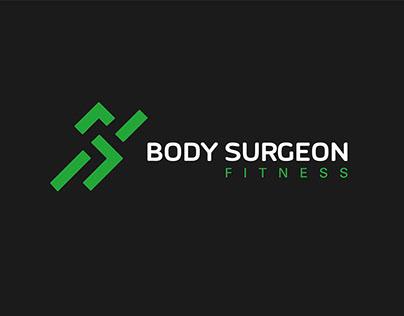 Body Surgeon Fitness - Branding