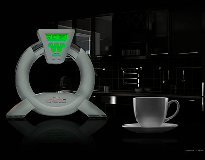 Innovation: Tea and coffee machine for home