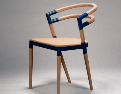 An Assembled Chair