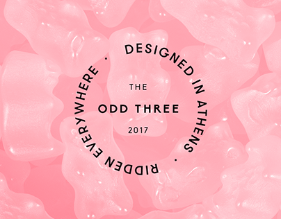 The Odd Three : Brand Identity