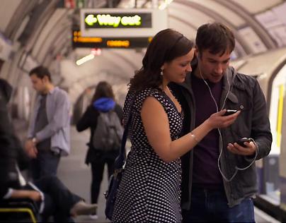 Virgin Media's WiFi Bid Film & UI