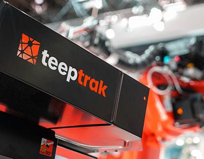 Teeptrak Visual Identity