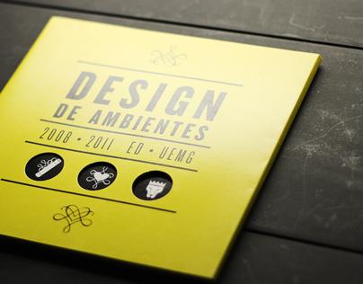 Convite - Design de Ambientes