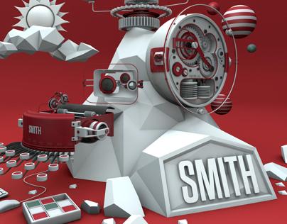 SMITH rebrand