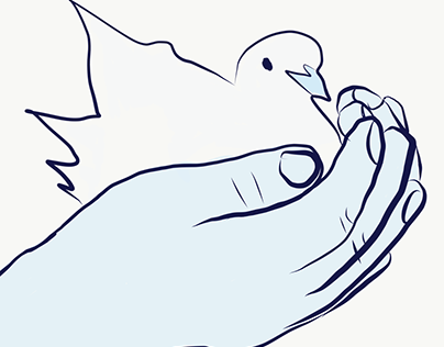 Doves Of Life Website Design & Animation