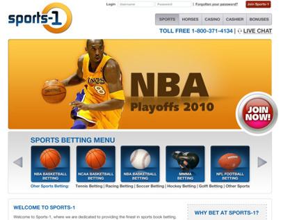 Sports1 - Proposal