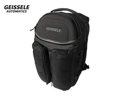 Geissele Automatics, Everyday Carry Pistol Backpack