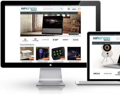HiFi Cinema WEBSTORE