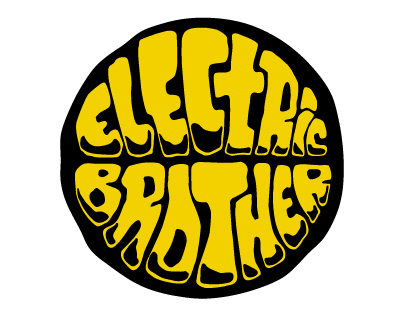 "Rock Band Artwork ""Electric Brother"""