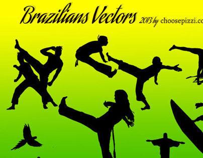 Brazilians Vectors