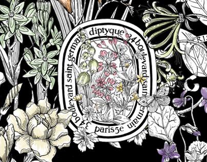 Diptyque New Diffuser Press Release - June 2013