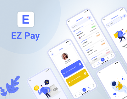 EZ Pay ( E-wallet )