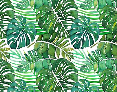Tropic Pattern
