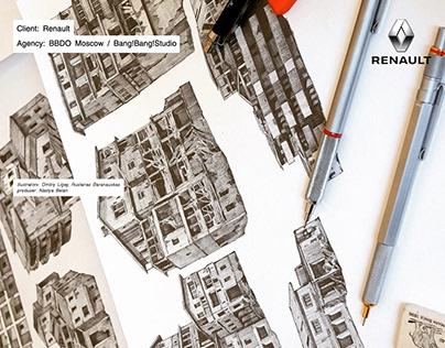 Landscapes for Renault