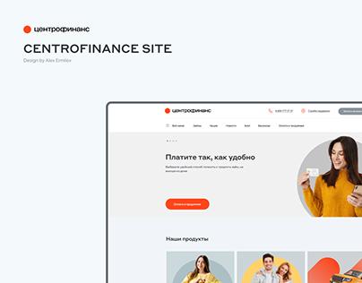 Centrofinance