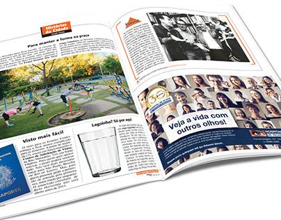 Hospital de Olhos Dr. Ricardo Guimarães - AD Revista