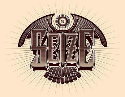 Logotype seize