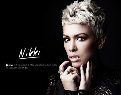 "Nikki - ""Paz"""