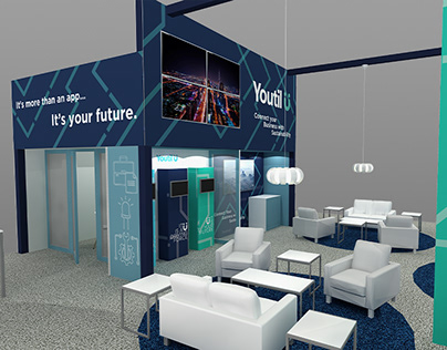 Youtil - Exhibit Design