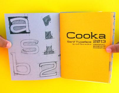 Cooka Typeface