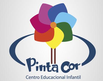 Centro Educacional Infantil Pinta Cor Branding