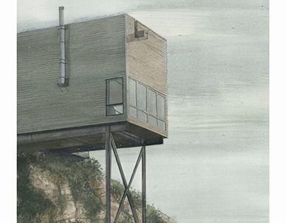 Cliff House - Architectural Representation