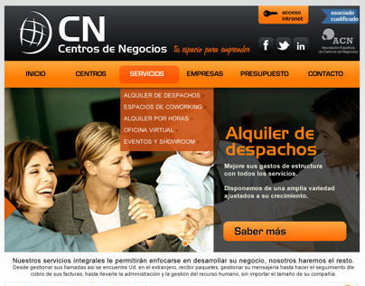 CN Business Center